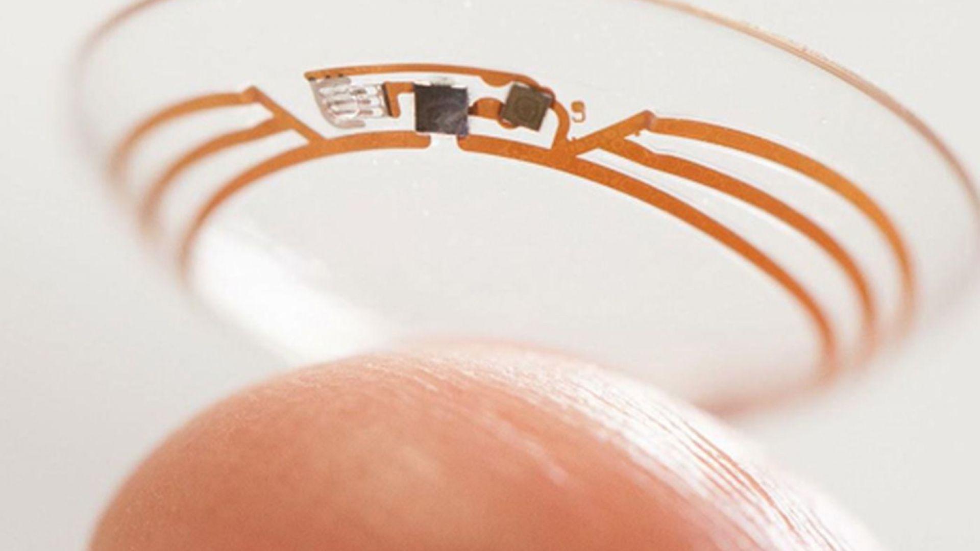 Създадоха революционни контактни лещи