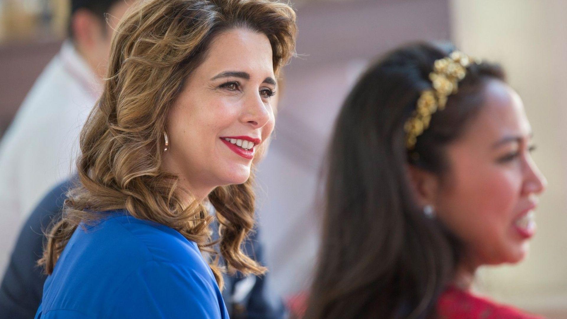 Дубайски принцеси в неволя се опитват да избягат от строгия семеен порядък