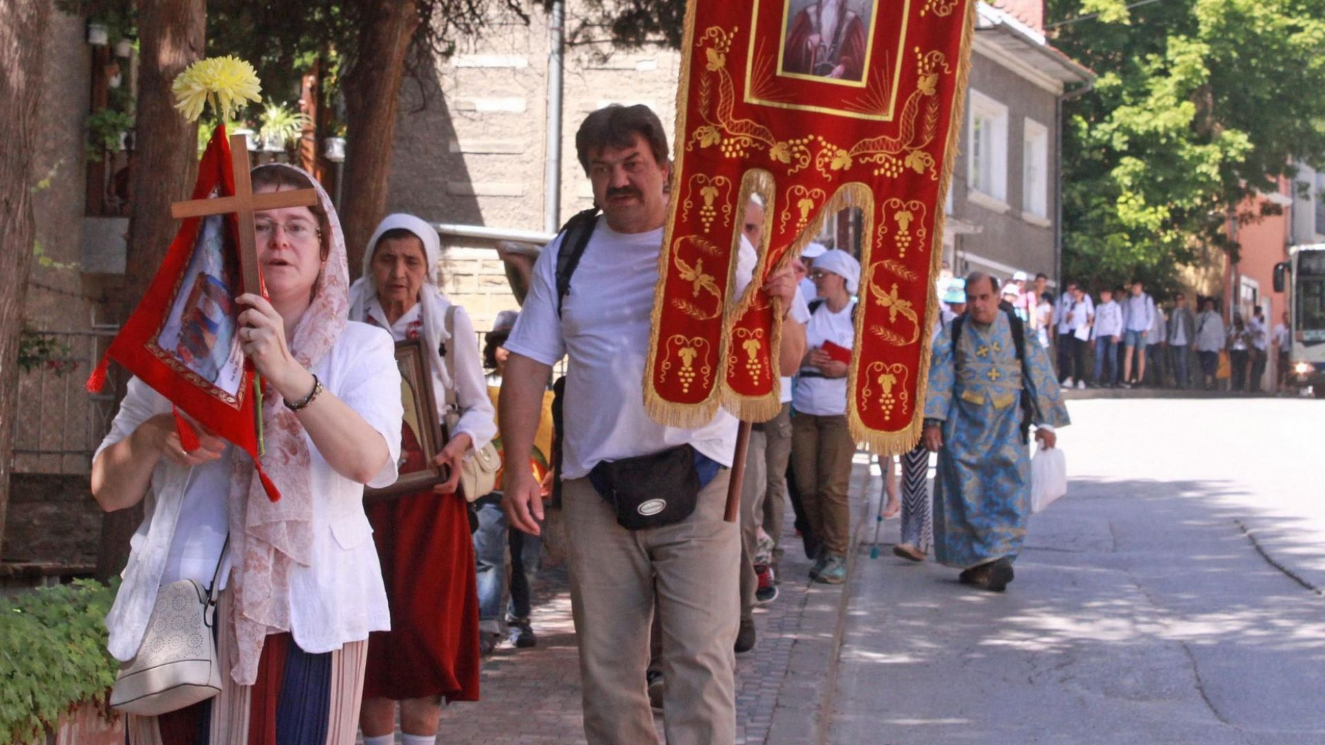 """Убиха участник в похода """"Светият път"""" до Рилския манастир"""