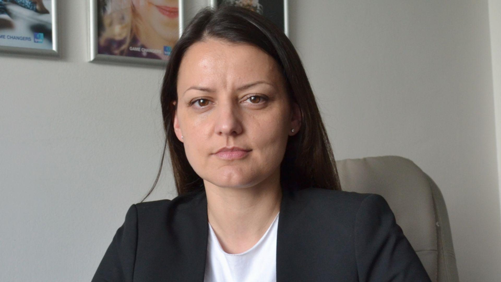 Ива Димова, управител на българския офис на IPSOS