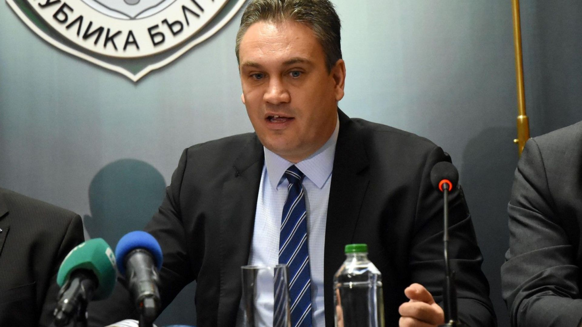 Депутатите приеха оставката на Пламен Георгиев, той е с охрана заради заплаха