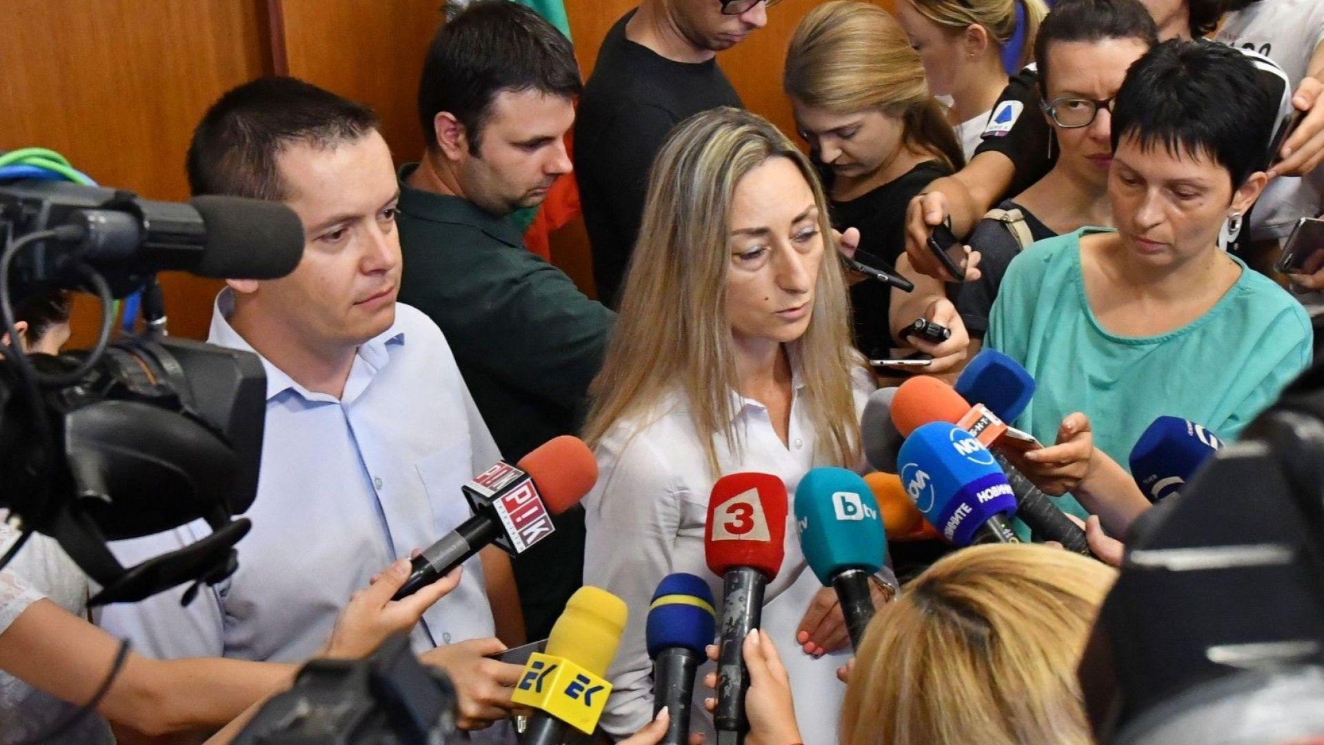 Хакналите НАП планирали да атакуват гости на парламента с поливните системи в градинката