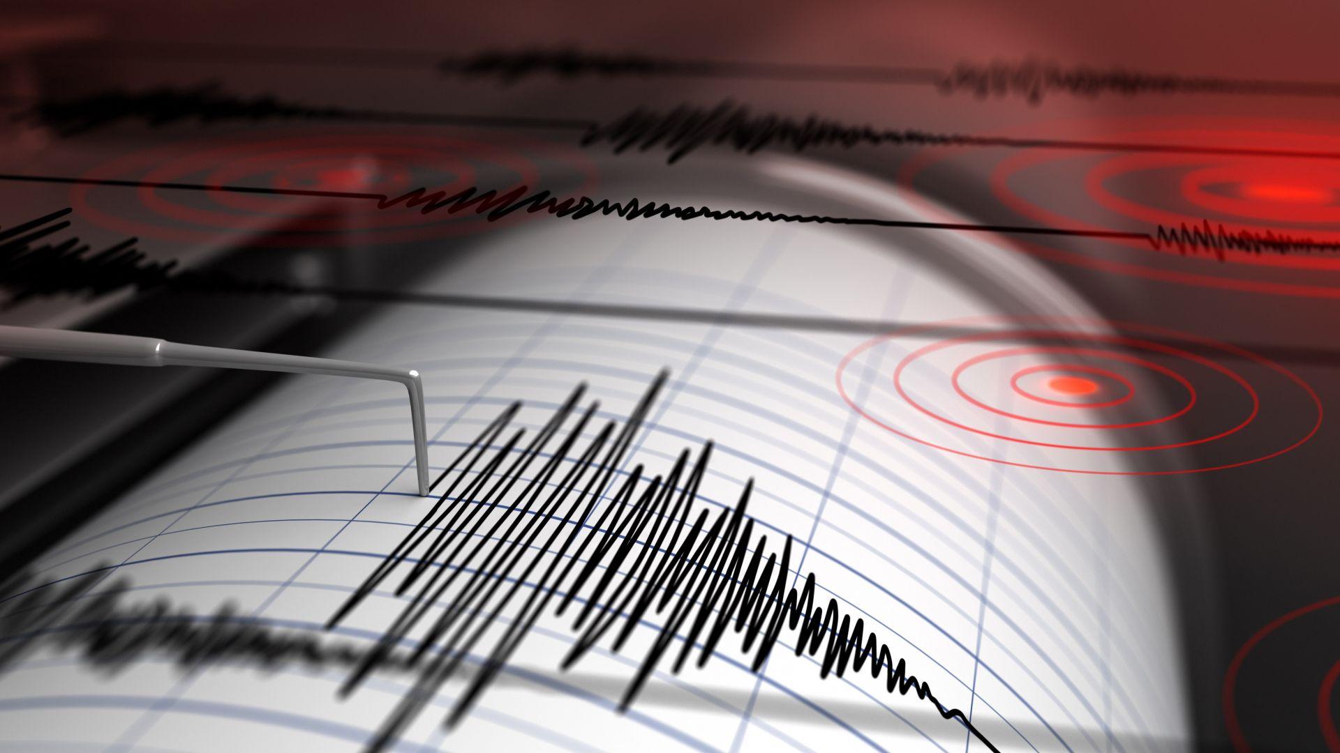 Силно земетресение разлюля гръцкия остров Карпатос
