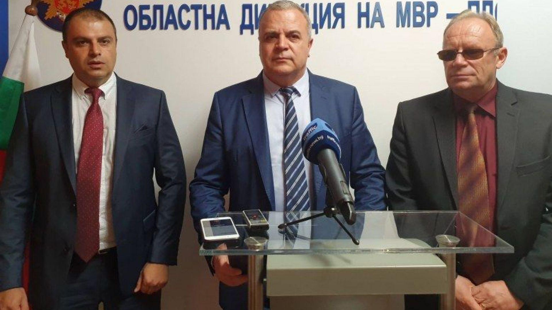 """Представиха новия шеф на МВР-Пловдив, пратили стария в Кърджали да """"овладее"""" нещата"""