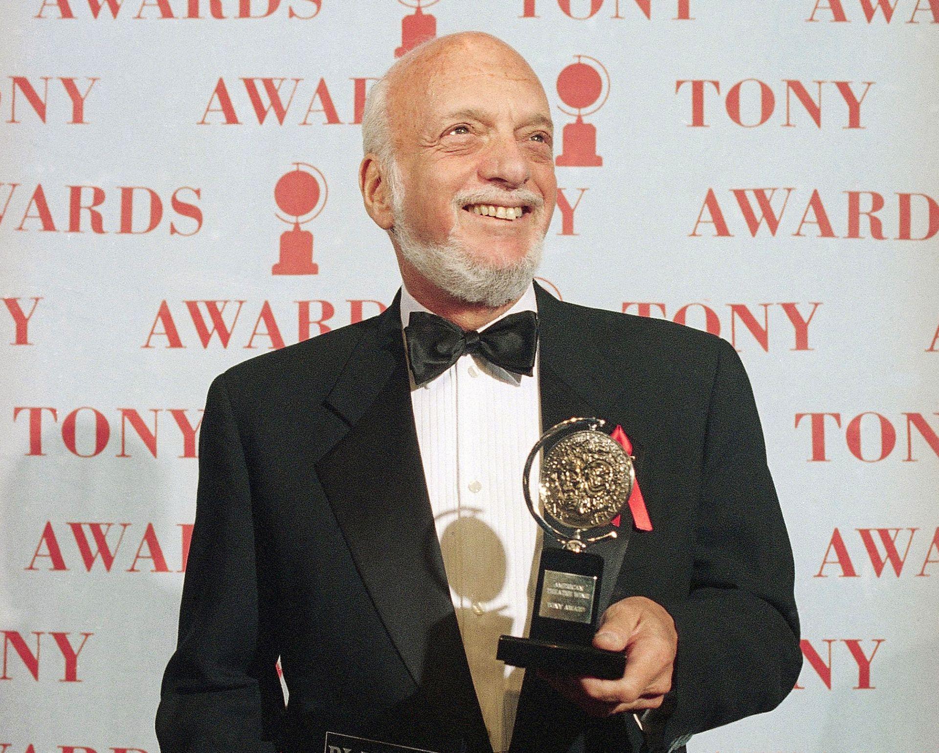 """През 1994 година - с поредната награда """"Тони"""""""