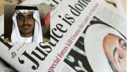 Синът на Осама бин Ладен е мъртъв, Тръмп отказа коментар