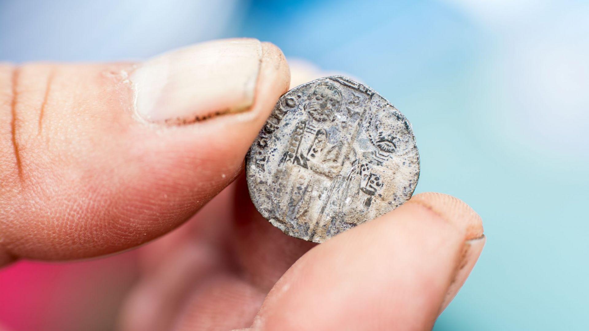 Откриха венециански монети при разкопките на Русокастро