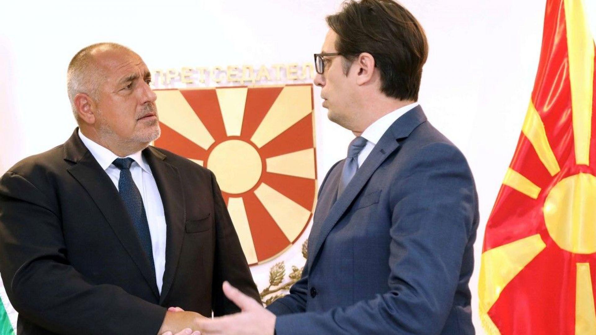 Каракачанов призова България да блокира старта на преговорите на ЕС със Скопие