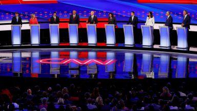 Обама - недостижима летва за всички демократи, кандидати за президентската номинация
