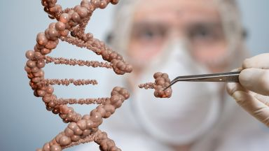 Тест показа риска от използване на генетична ножица при ембриони