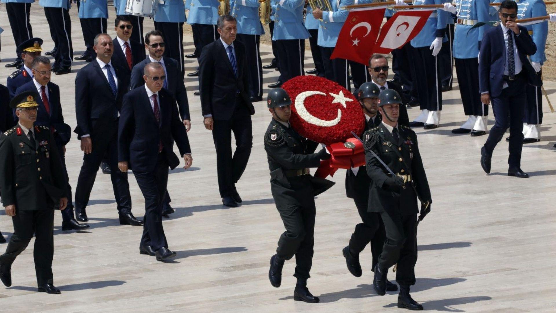 Турция предостави от днес пълномощия на Висшия съвет за радио