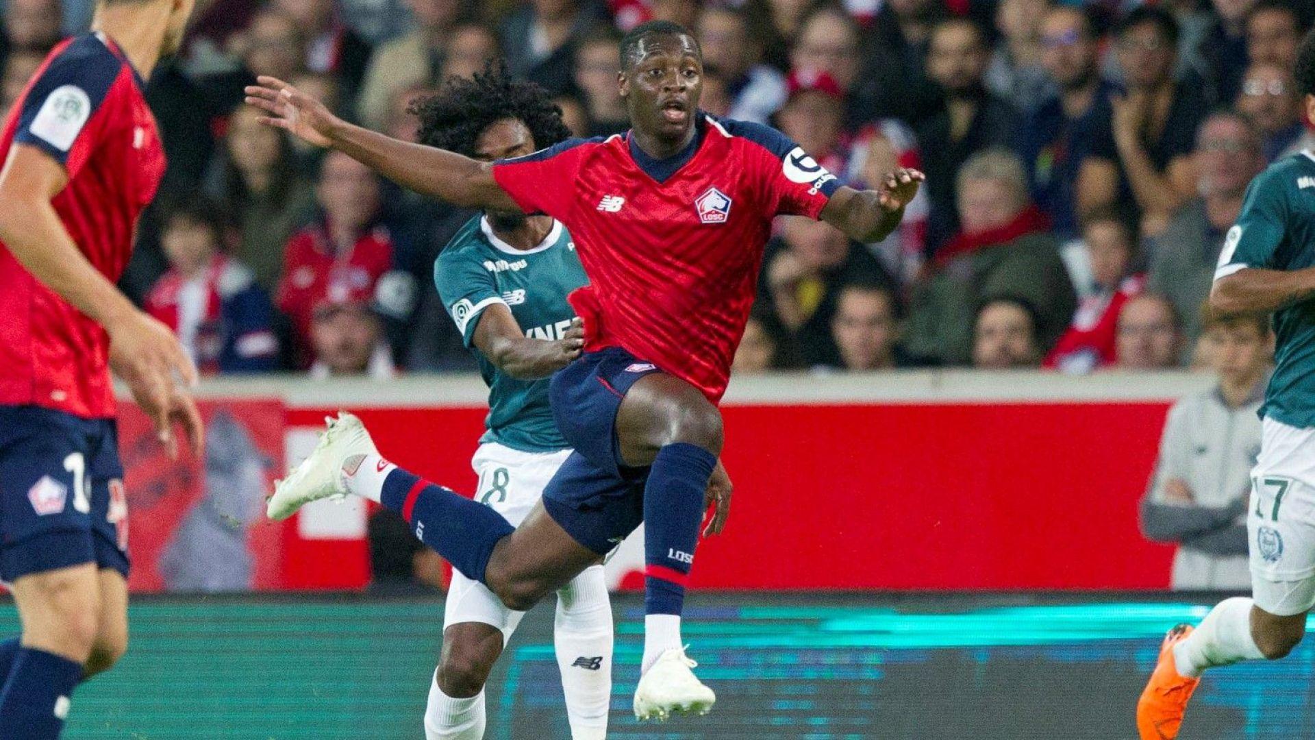 Новата звезда на Арсенал преди време: Бих играл само за Челси
