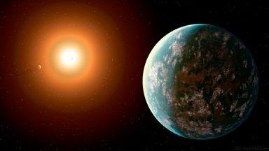 Астрономи откриха потенциално обитаема планета