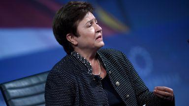 САЩ пращат помощник-министър за заместник на Кристалина Георгиева в МВФ