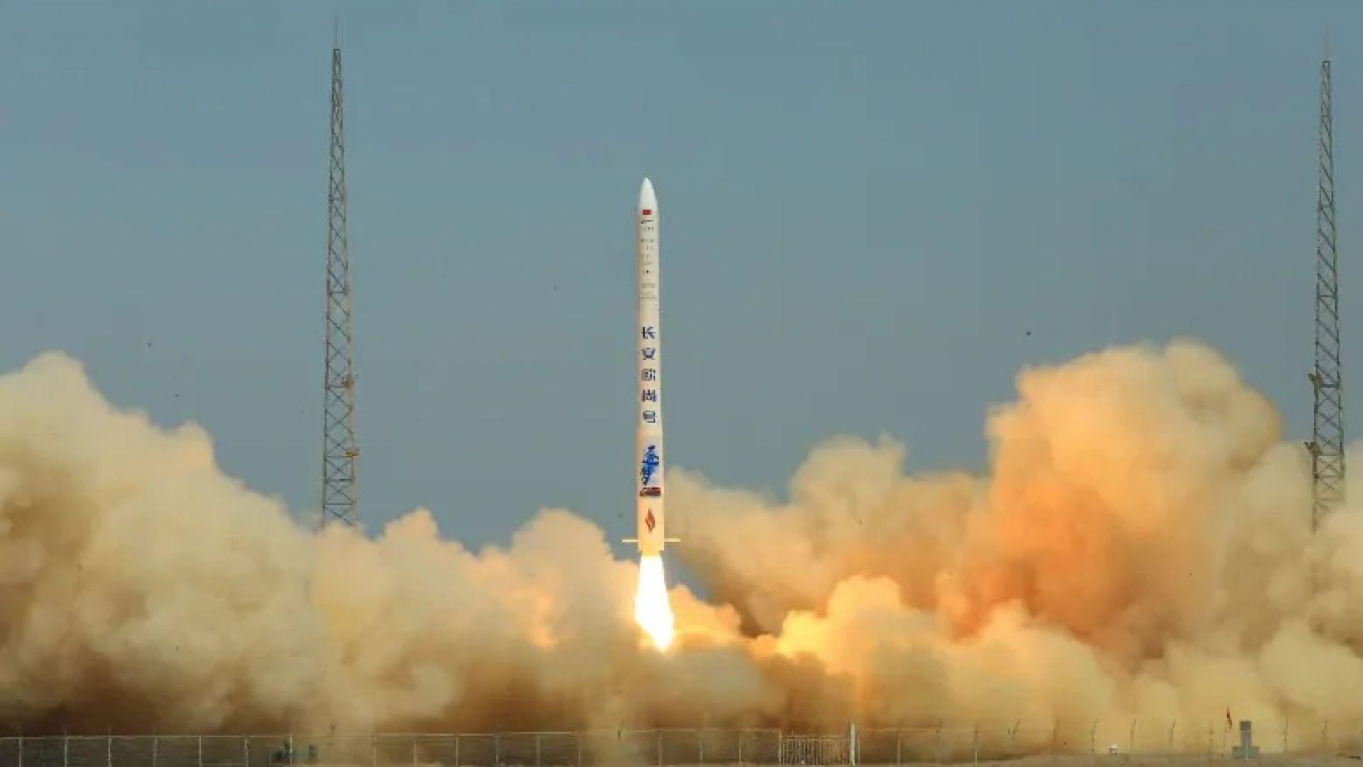 Китай предлага най-евтините изстрелвания на ракети