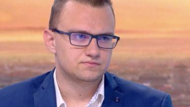Кристиян Бойков обвини чиновници, че свалят файлове за възрастни и пиратски софтуер