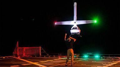 САЩ тестват уникален военен дрон