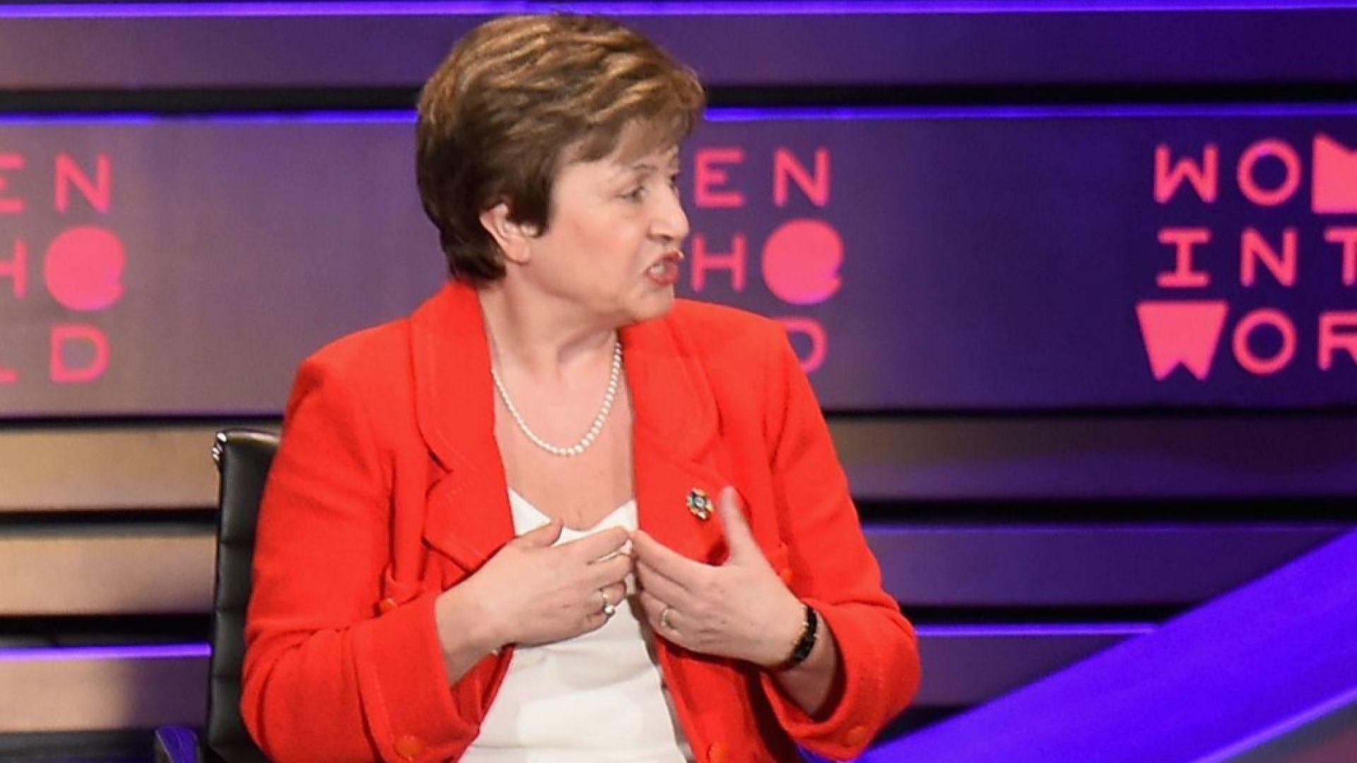 Кристалина Георгиева получи подкрепата на повечето правителства в ЕС да