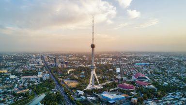 Ново представителство на Gebrüder Weiss в Узбекистан