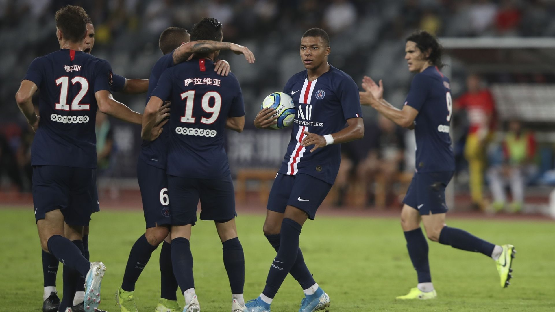 ПСЖ започна сезона със седма поредна Суперкупа на Франция
