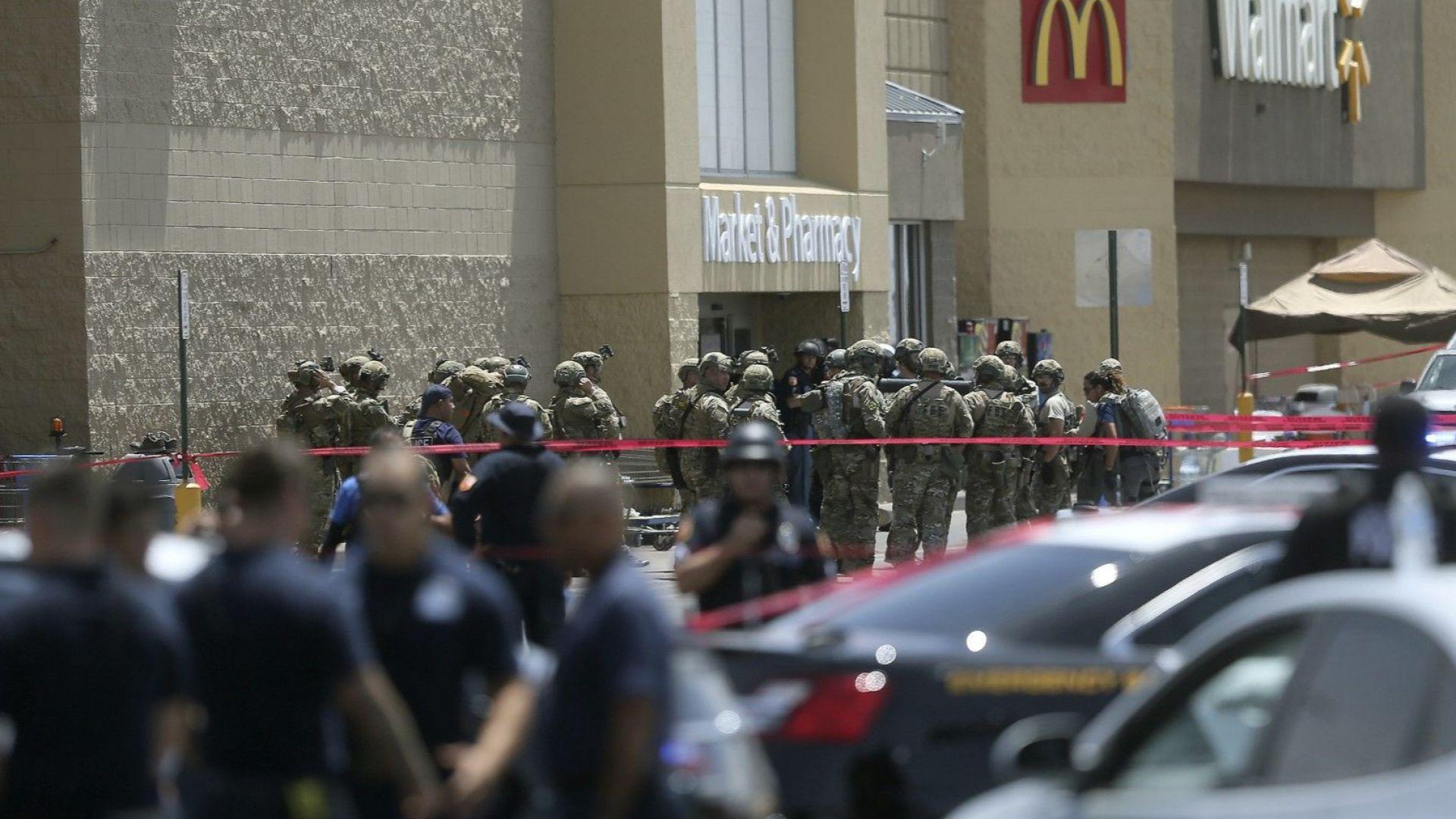 Двадесет души загинаха и 26 бяха ранени при стрелба в