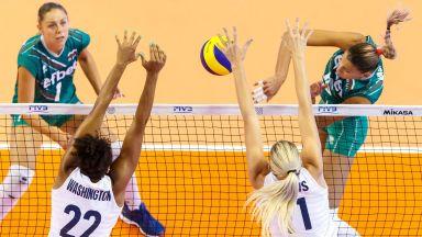 Американките разбиха българските сърца в инфарктна олимпийска квалификация