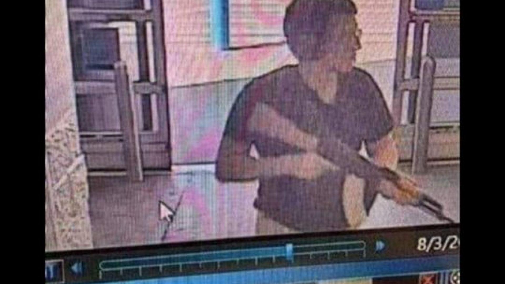 Патрик Крусис с расистки манифест, преди да открие стрелбата в Ел Пасо