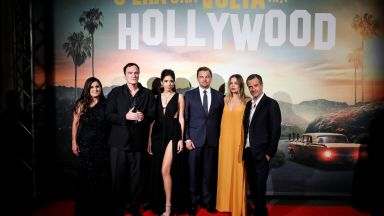 Новият филм на Тарантино е най-гледаният у нас за последната седмица