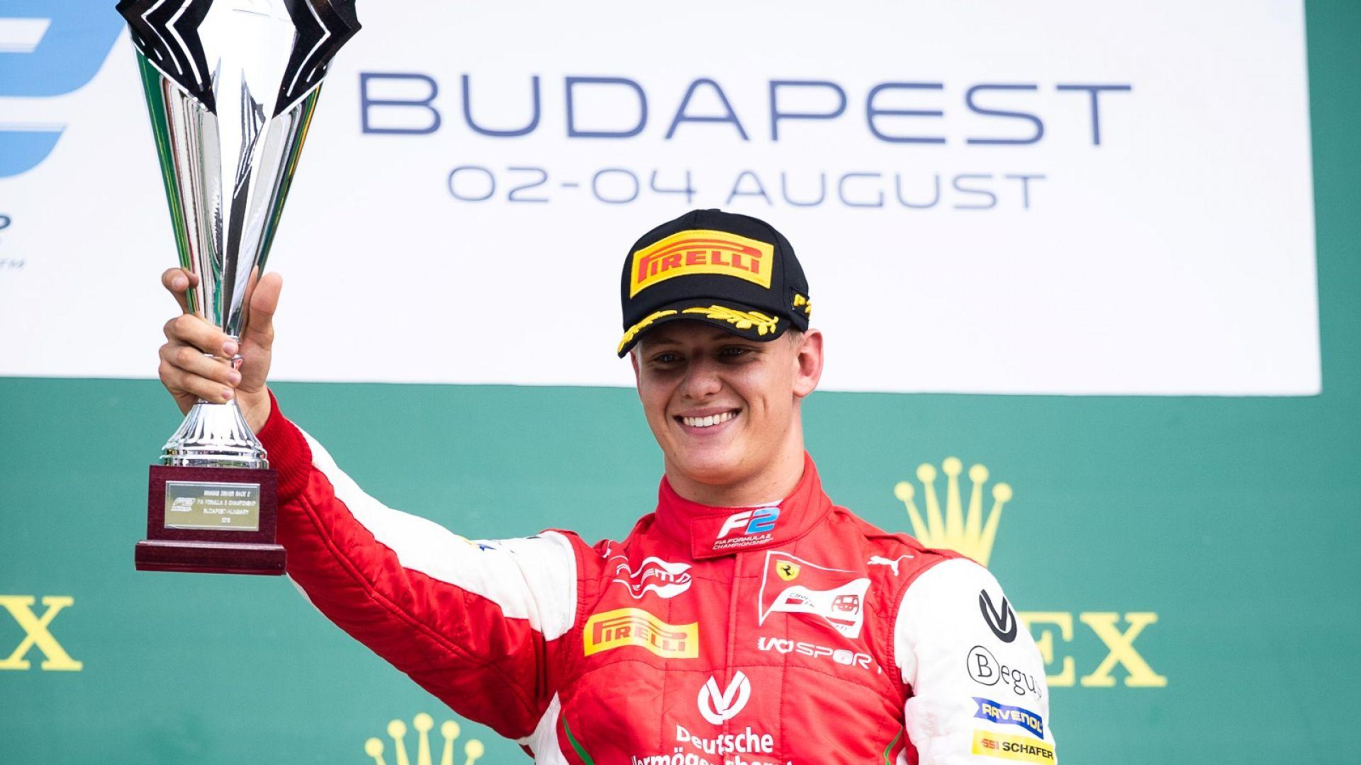 """""""Ферари"""" избира между Шумахер и още двама за място във Формула 1 през сезон 2021"""