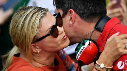 Съпругата на Шумахер отговори интересно на яростните критики по свой адрес