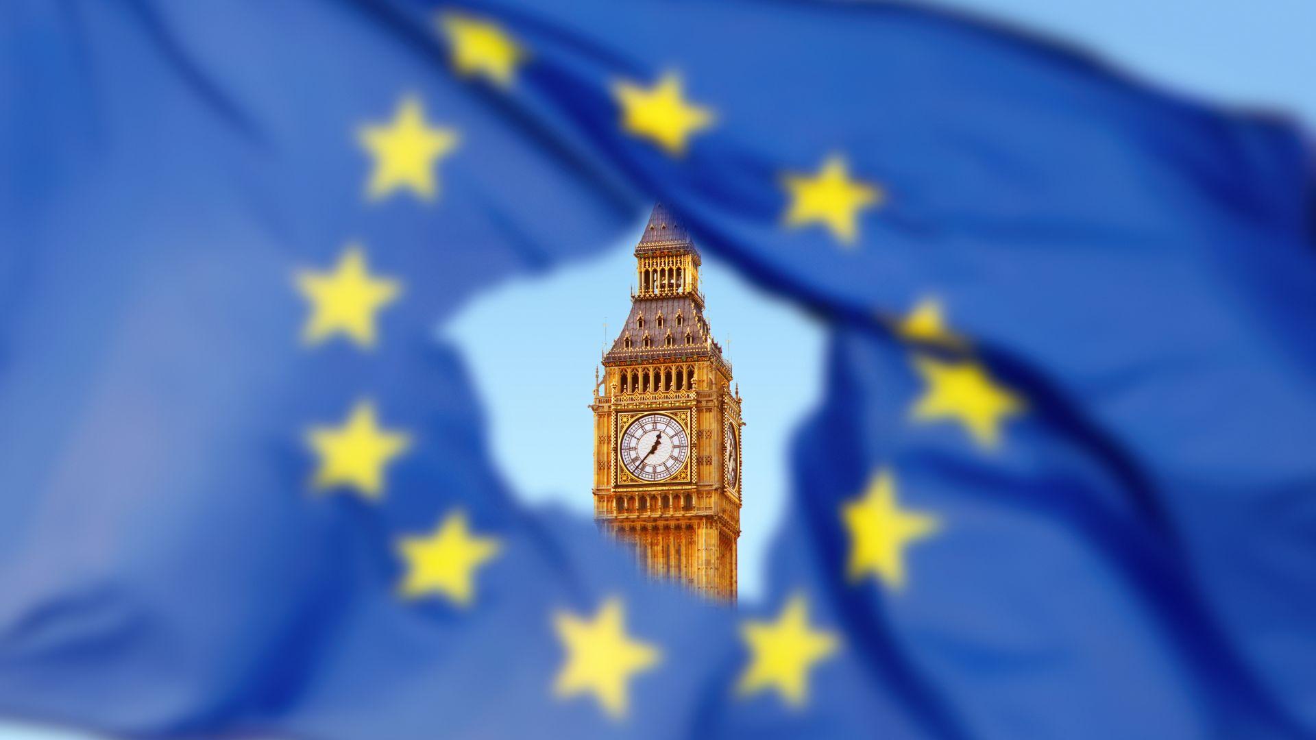 Великобритания: Напускаме ЕС на 31 октомври