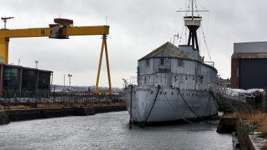 """Строителят на """"Титаник"""" може да обяви фалит"""