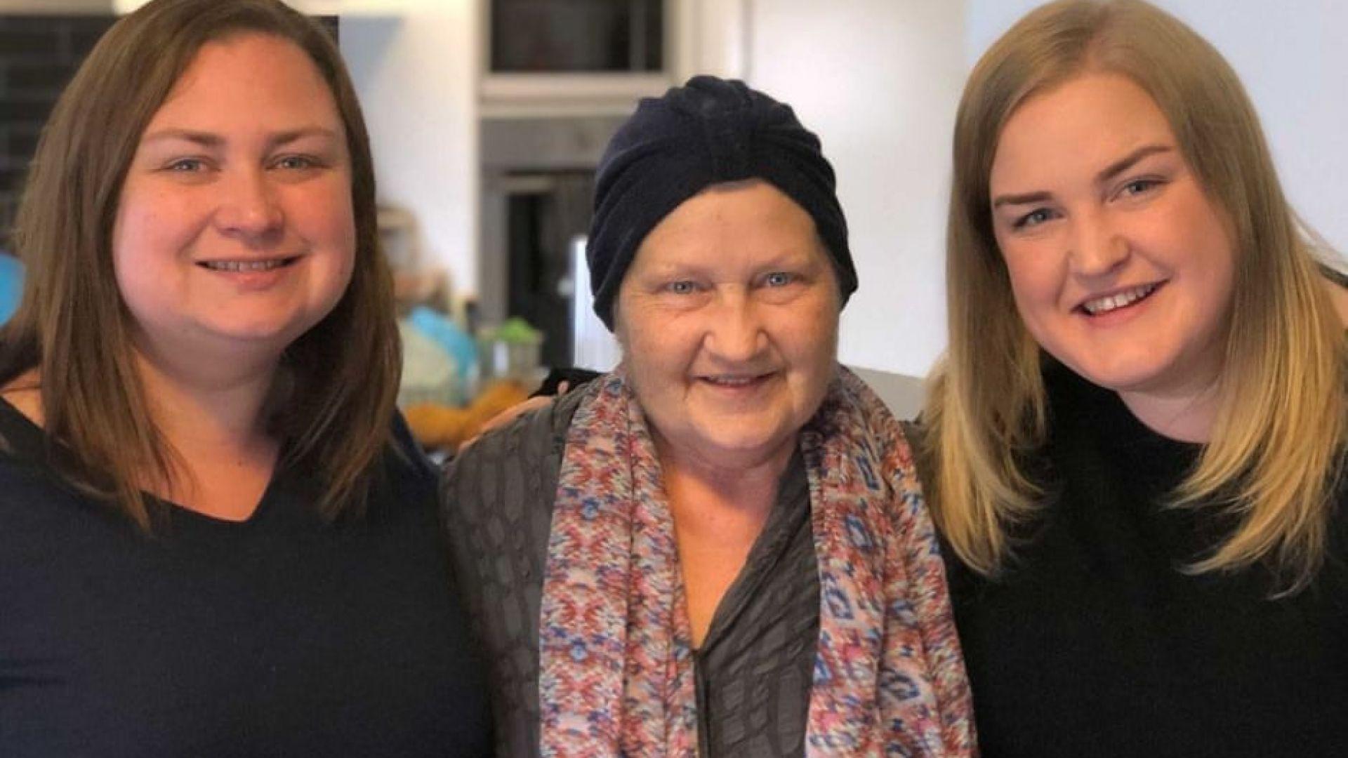 Първа евтаназия в Австралия: 61-годишната Кери си отиде обкръжена с любов и музика на Дейвид Боуи