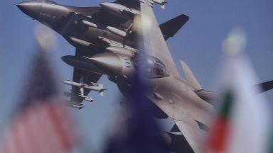България ще може да плаща разсрочено самолети F-16 на САЩ