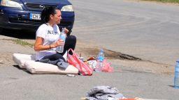 """Нов сигнал за """"бомба"""" от Крушаре: Останки от заклано прасе са изхвърлени в язовирен канал"""