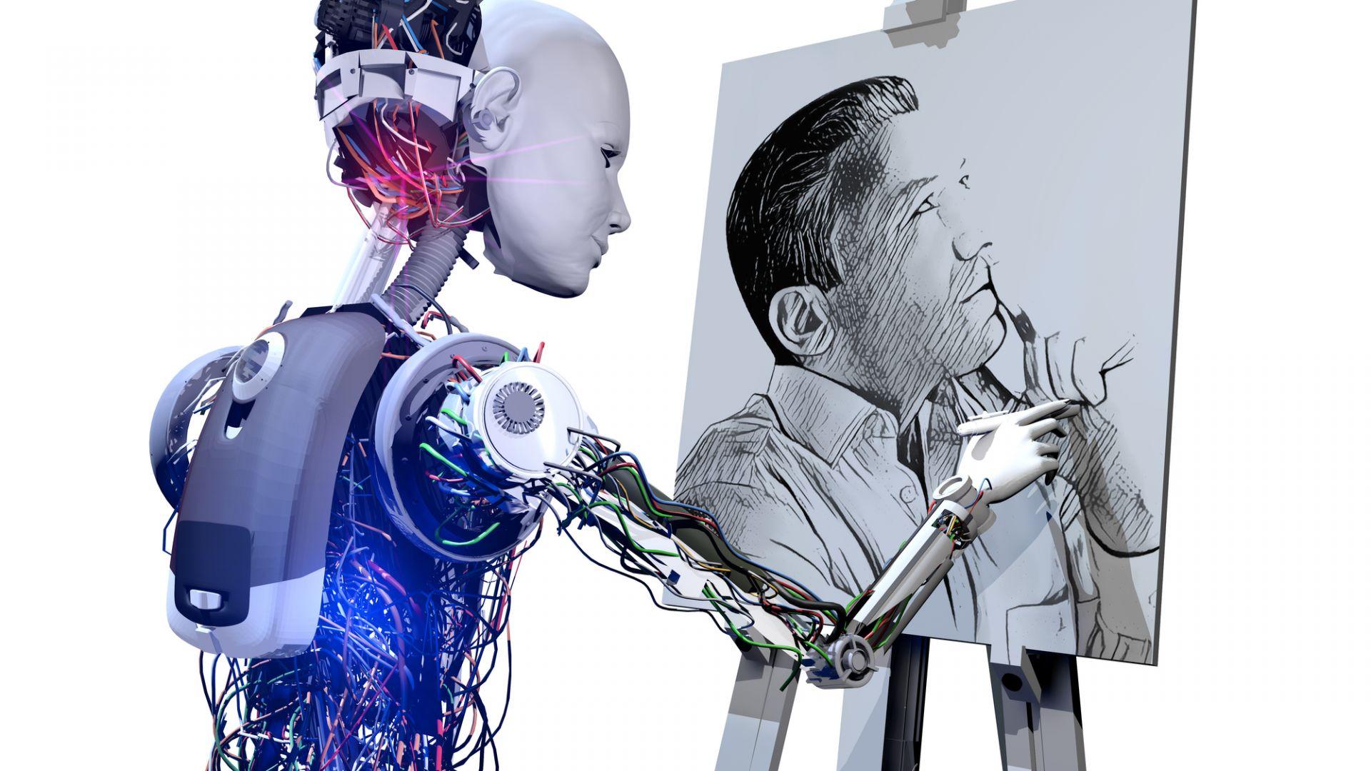 Портретите на изкуствения интелект стават все по-добри