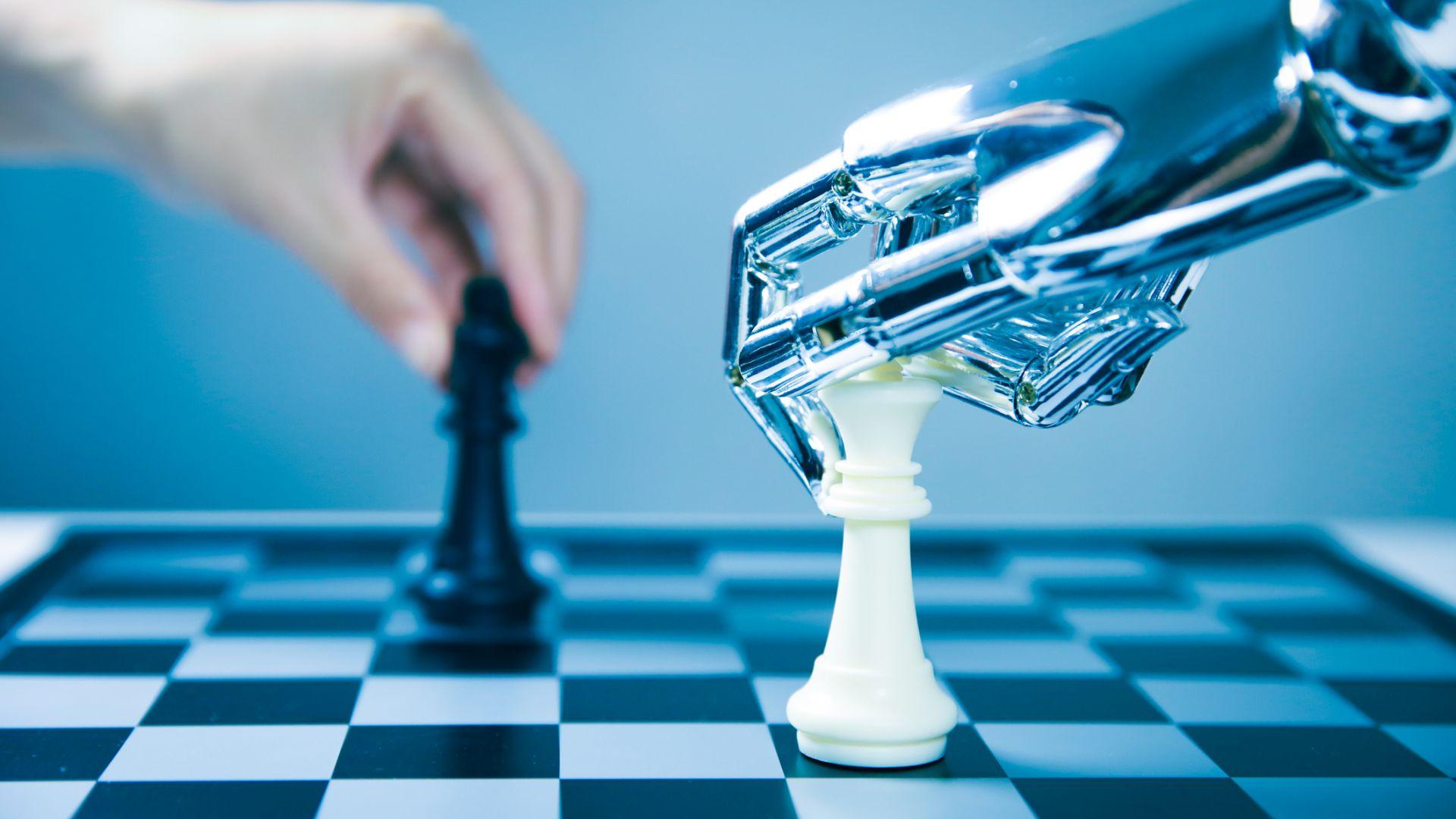 Изкуственият интелект е по-силен от нас на игрите, които сме създали