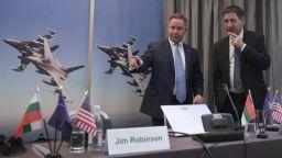 """Производителите на F-16 предлагат сътрудничество с БАН и """"Авионамс"""""""