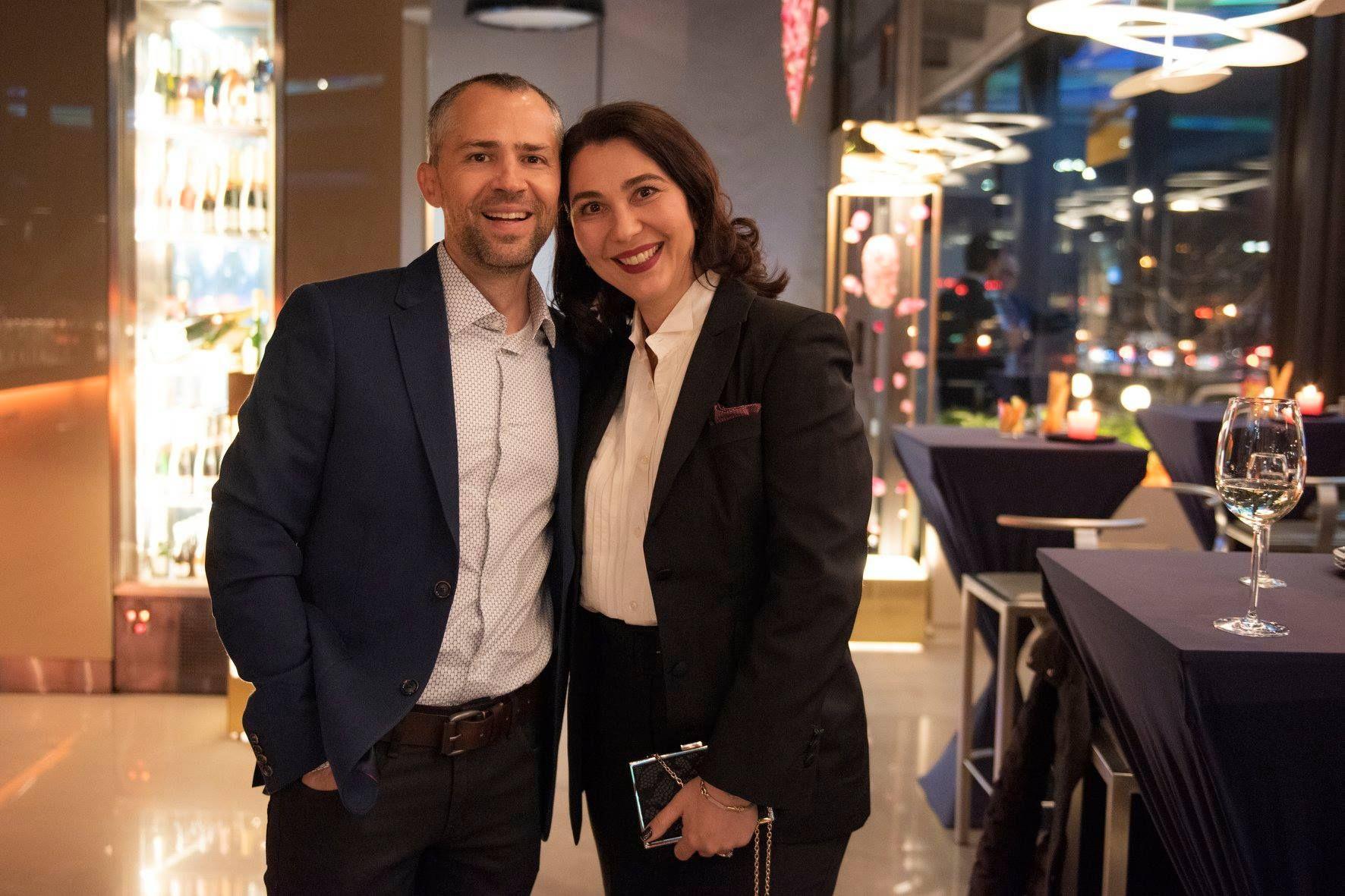 Ана Динкова и Александър Богоявленски
