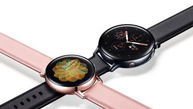 Samsung обяви официално Galaxy Watch Active2