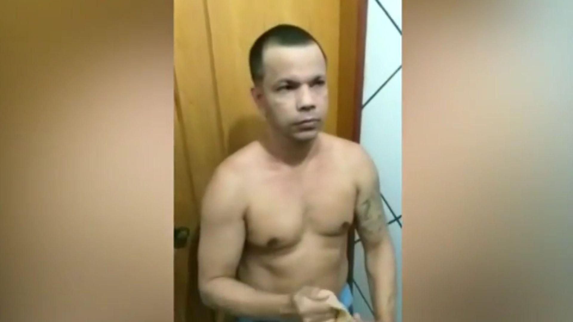 Откриха мъртъв бразилски затворник, опитал да избяга преоблечен като дъщеря си