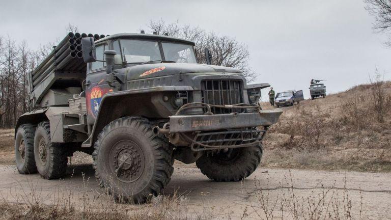 Ново прекратяване на огъня в Източна Украйна е в сила