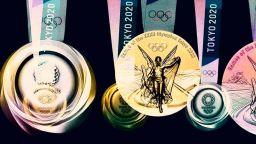 Олимпийските медали на Токио 2020 - от 100% рециклирана електроника
