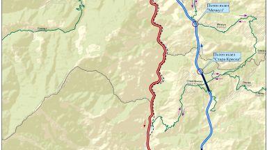 11 фирми с оферти да правят надзора на пътя Крупник-Кресна