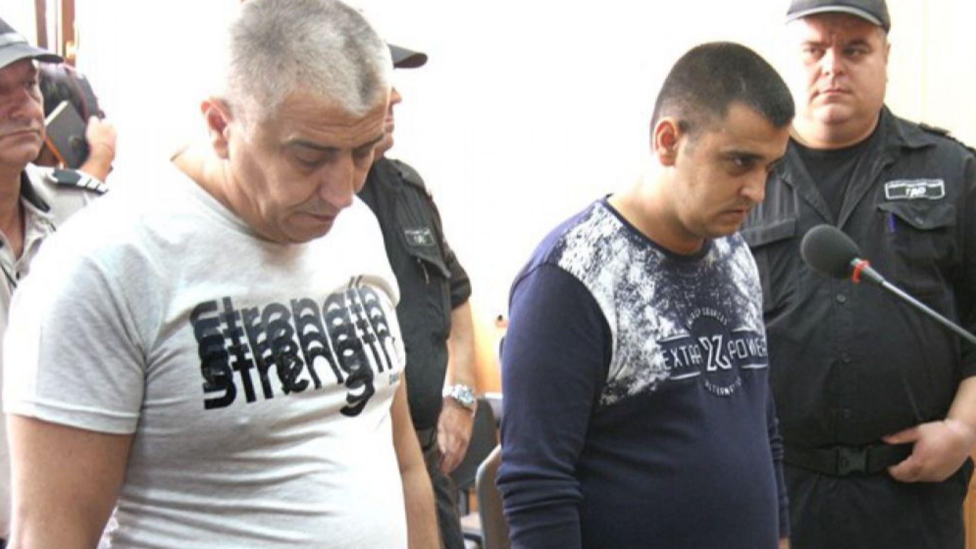 Бърз съд, но без ниски присъди за баща и син, убили съдружник и скрили тялото в бидон