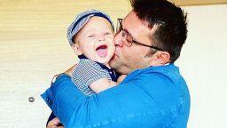 Антония Петрова показа силата на любовта между баща и син