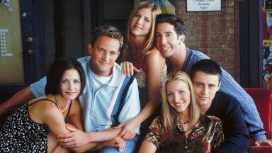 """""""Приятели"""" отново е най-стриймваният сериал във Великобритания"""