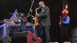 Вижте всичко най-интересно от откриването на Джаз фестивала в Банско (видео)