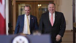Вашингтон и Лондон вече договарят търговско споразумение след Брекзит