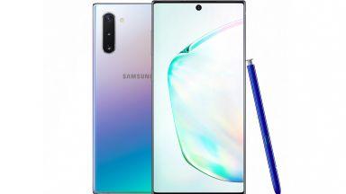 Samsung представи новия си телефон - Galaxy Note10